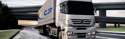 Bem Vindo a CJP Transportes